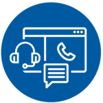Smart Contact Center with Microsoft Teams Page